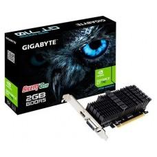 VGA NVIDIA GT710 2 GB DDR5 LP PCI-E GIGABYTE (Espera 4 dias)