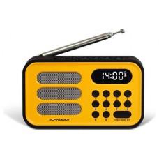 SCHNEIDER CONSUMER RADIO DIGITAL HANDY MINI AMARILLA (Espera 4 dias)