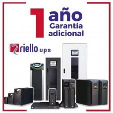 EXTENSION GARANTIA RIELLO A 3 AÑOS (Espera 4 dias)