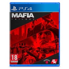 JUEGO SONY PS4 MAFIA TRILOGY