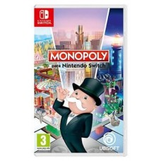 JUEGO NINTENDO SWITCH MONOPOLY