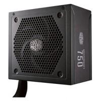 Cooler Master MasterWatt 750 unidad de fuente de alimentación 750 W 24-pin ATX ATX Negro (Espera 4 dias)
