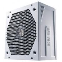 Cooler Master V650 Gold-V2 White Edition unidad de fuente de alimentación 650 W 24-pin ATX ATX Blanco (Espera 4 dias)