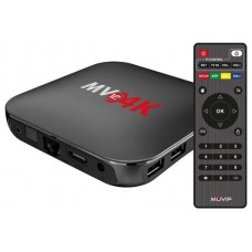 Mini PC Smart TV MV12 4K 8.1 Quad Core 2.0GHZ 2GB/16GB (Espera 2 dias)