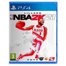 JUEGO SONY PS4 NBA 2K21