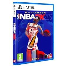 JUEGO SONY PS5 NBA 2K21