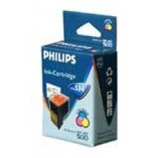 TINTA PHILIPS FAX MF JET 440/450/500 COLOR PFA534