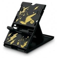PLAYSTAND HORI PIKACHU BLACK   GOLD
