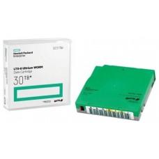 HPE LTO-8 30TB WORM DATA CARTRIDGE (Espera 3 dias)