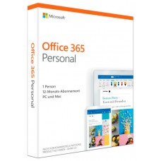 MICROSOFT OFFICE 365 PERSONAL 1PC CAJA (Espera 4 dias)