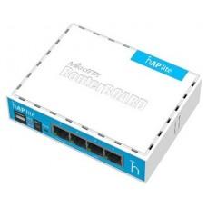 MikroTik RB941-2nD hAP Lite 4x10/100 2.4GHz L4