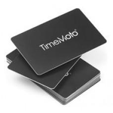 TimeMoto RF-100 RFID tarjetas pack 25 uds - Safescan