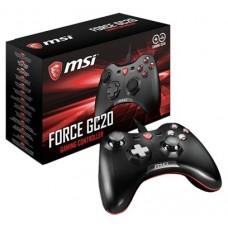 MSI Force GC20 Negro USB 2.0 Palanca de mando Analógico/Digital Android, PC (Espera 4 dias)