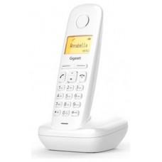 Gigaset A170 Teléfono DECT Identificador de llamadas Blanco (Espera 4 dias)