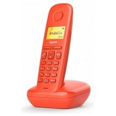 Gigaset A170 Teléfono DECT Rojo (Espera 4 dias)