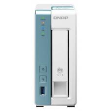 QNAP TS-131K servidor de almacenamiento NAS Torre Ethernet Blanco Alpine AL-214 (Espera 4 dias)