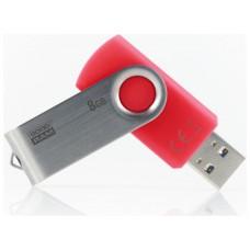 USB 3.0 GOODRAM 8GB UTS3 ROJO