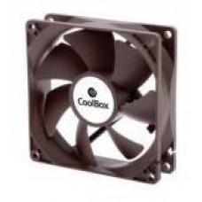 VENTILADOR 8CM COOLBOX 1.600RPM 3-PIN (Espera 4 dias)