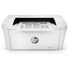 HP LaserJet Pro M15w 600 x 600 DPI A4 Wifi (Espera 4 dias)