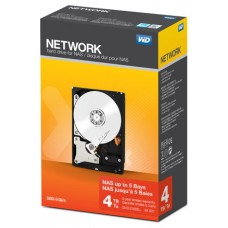 "Western Digital Desktop Networking 3.5"" 4000 GB Serial ATA III (Espera 4 dias)"