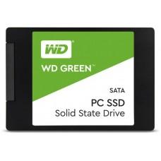"SSD WD 2.5"" 240GB GREEN 3D SATA3 (Espera 4 dias)"