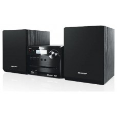 Sharp XL-B515D Microcadena de música para uso doméstico 40 W Negro (Espera 4 dias)