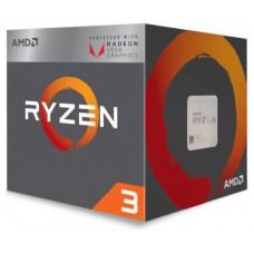AMD Ryzen 3 2200G procesador 3,5 GHz 4 MB L3 (Espera 4 dias)
